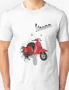 Vespa 3D T-Shirt