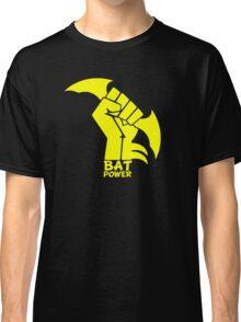 BATMAN POWER - BLACK POWER - BAT POWER Classic T-Shirt