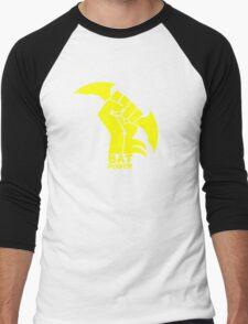 BATMAN POWER - BLACK POWER - BAT POWER Men's Baseball ¾ T-Shirt