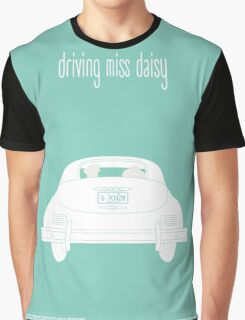 Driving miss Daisy Graphic T-Shirt