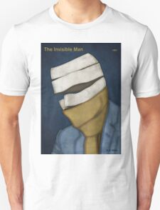 H. G. Wells - The Invisible Man Unisex T-Shirt