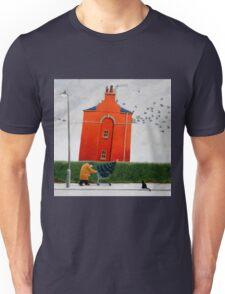 The Last White Christmas in Bernard's Flat Unisex T-Shirt
