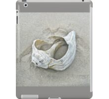 Sculpture by the Atlantic Ocean iPad Case/Skin