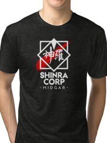 Shinra Corp - Midgar Tri-blend T-Shirt