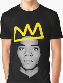 Basquiat 3 Graphic T-Shirt
