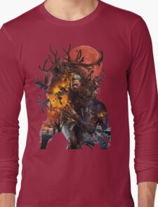 The Witcher 3 Long Sleeve T-Shirt
