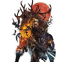 The Witcher 3 Photographic Print