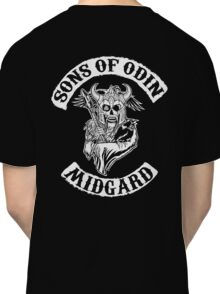 Sons Of Odin - Midgard Chapter Classic T-Shirt