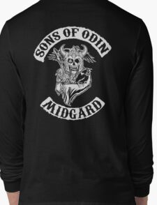 Sons Of Odin - Midgard Chapter Long Sleeve T-Shirt