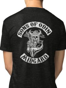 Sons Of Odin - Midgard Chapter Tri-blend T-Shirt