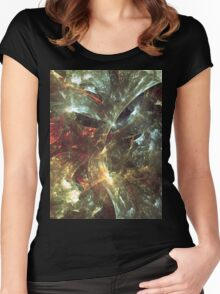 Fractality Women's Fitted Scoop T-Shirt