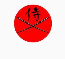 Japanese Katana and Samurai Kanji Unisex T-Shirt