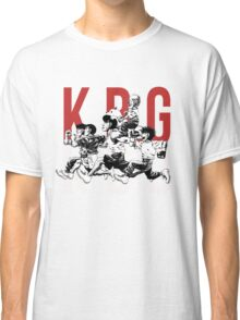 K.B.G Team - Hajime No Ippo Classic T-Shirt