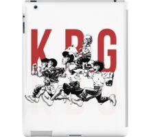 K.B.G Team - Hajime No Ippo iPad Case/Skin