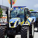 The Tractor Police by © Loree McComb