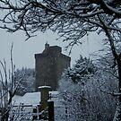East Mains Castle, East Kilbride, Glasgow by ElsT