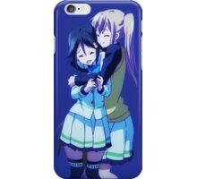 Musaigen no Phantom World: Mai x Izumi Sticker 1 iPhone Case/Skin