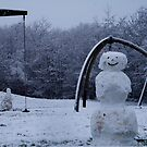Snowman by ElsT