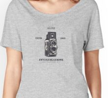Alias Investigations Pt. 2 Women's Relaxed Fit T-Shirt