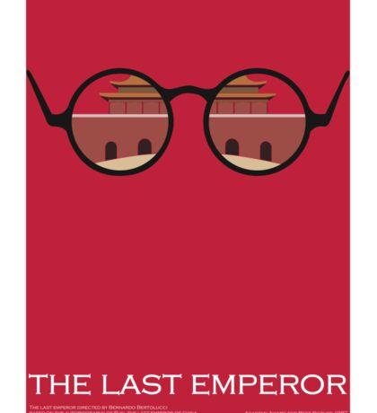 The last emperor Sticker