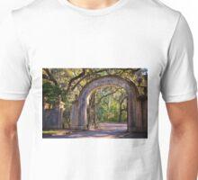 Wormsloe Plantation Gate Unisex T-Shirt
