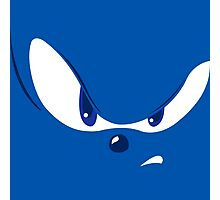 Sonic the Hedgehog - Eyes Photographic Print