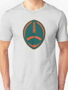 Vector Football - Dolphins T-Shirt