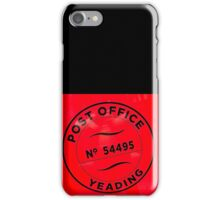 Vintage Post Office iPhone Case/Skin