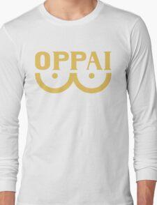 OPM OPPAI hoodie (yellow) Long Sleeve T-Shirt