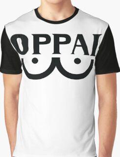 OPM OPPAI hoodie (black) Graphic T-Shirt