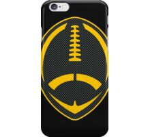 Vector Football - Steelers iPhone Case/Skin