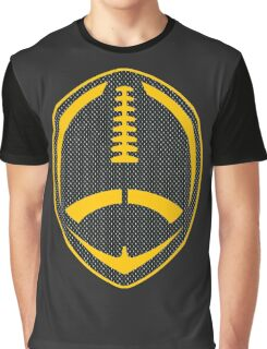Vector Football - Steelers Graphic T-Shirt
