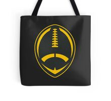Vector Football - Steelers Tote Bag