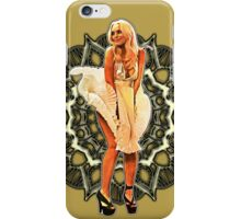 Lindsay Marilyn Lace iPhone Case/Skin