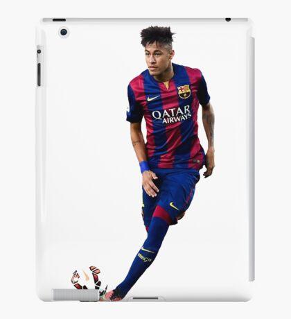 neymar, barça, barca, brasil, brazil, 10, 11, messi, n iPad Case/Skin