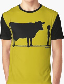 COW BOY Graphic T-Shirt