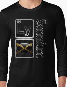 Lemmium...a heavy metal element Long Sleeve T-Shirt