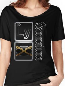 Lemmium...a heavy metal element Women's Relaxed Fit T-Shirt
