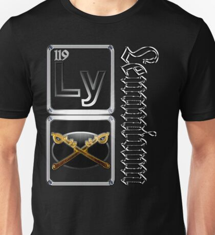 Lemmium...a heavy metal element Unisex T-Shirt