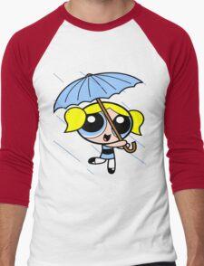 Powerpuff girls Men's Baseball ¾ T-Shirt