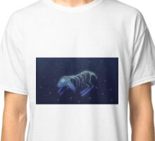 Dead bunny in the space Classic T-Shirt