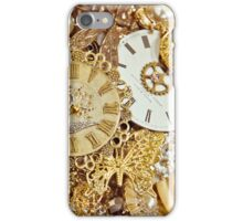 Steampunk Couture Luxury Design iPhone Case/Skin