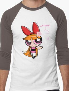 Powerpuff girls Men's Baseball ¾ T-Shirt