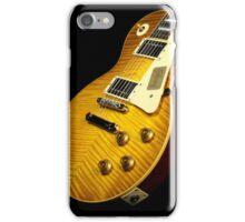 Gibson Les paul  iPhone Case/Skin