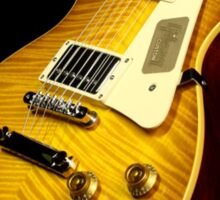 Gibson Les paul  Sticker