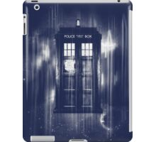Time Travel iPad Case/Skin
