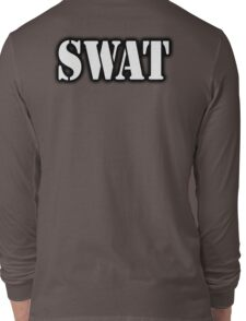 AMERICAN, SWAT, Special Weapons and Tactics Teams, Military  Long Sleeve T-Shirt