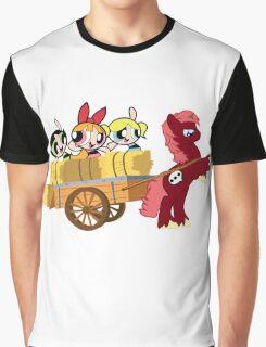 powerpuff girls Graphic T-Shirt