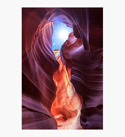 Antelope Canyon in Page, Arizona Photographic Print