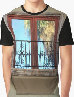 Outer Reflection Graphic T-Shirt